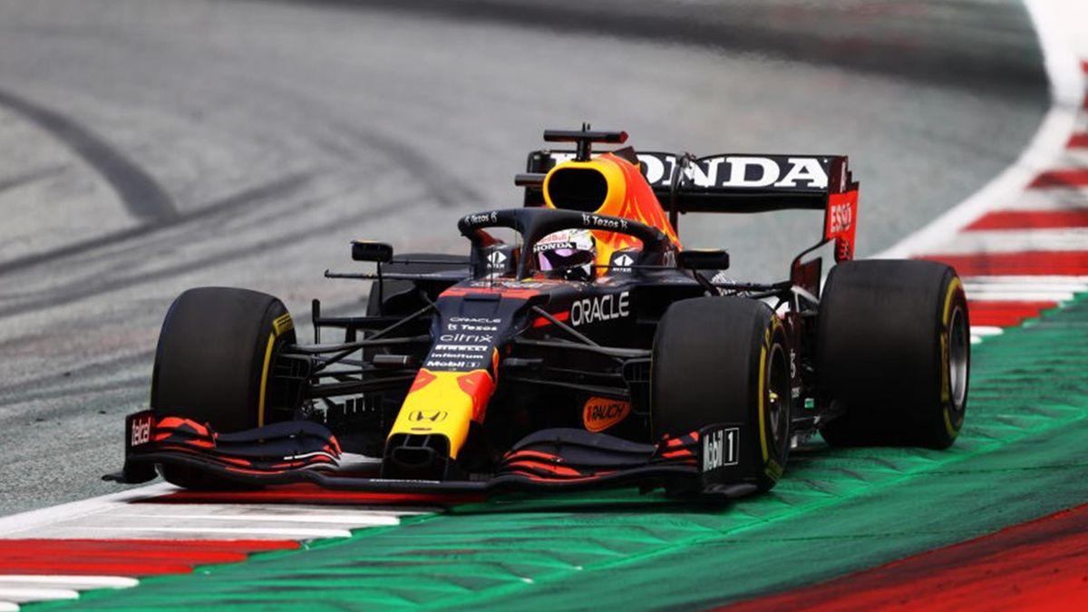 Max Verstappen (Red Bull) - GP of Austria 2021