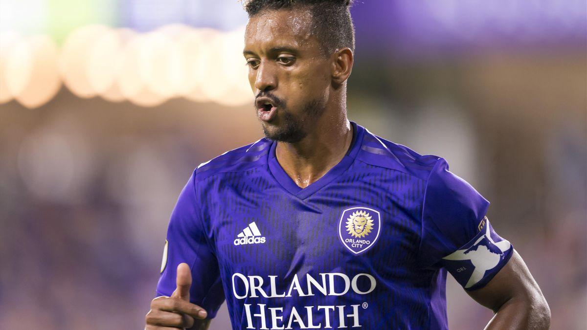 Nani (Orlando City), l'un des joueurs phares de la MLS.