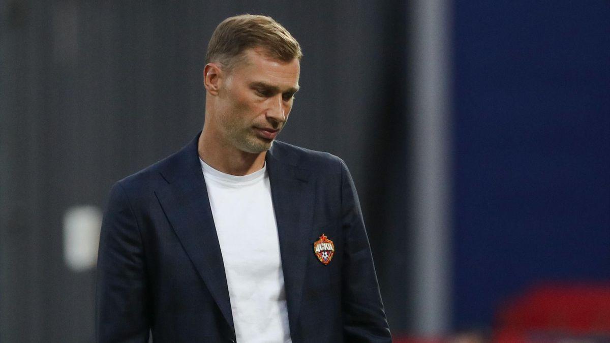 Алексей Березуцкий, ЦСКА – «Локомотив».