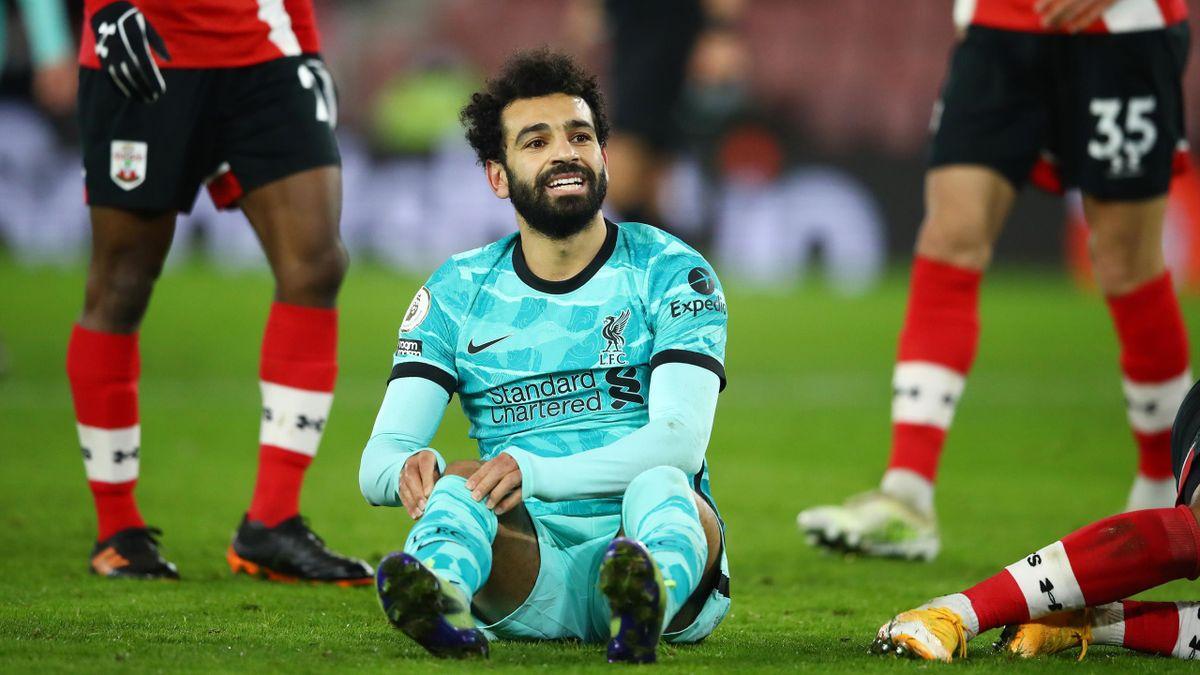 Bei Mohamed Salah und dem FC Liverpool gibt es zur Zeit ein paar Probleme