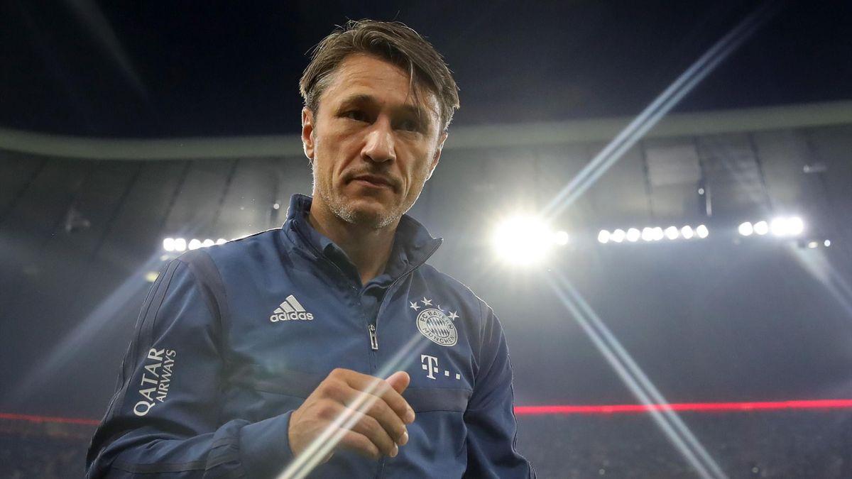 Niko Kovac vom FC Bayern München