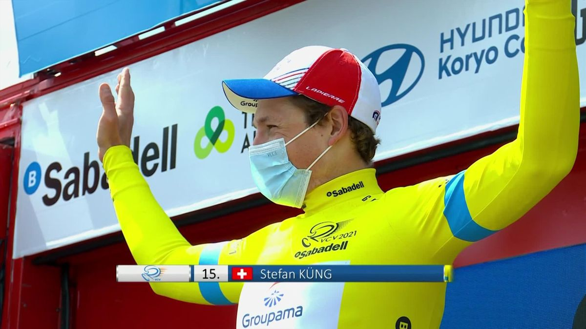 Highlights: Kung wins Stage 4 time trial in Valencia, takes lead from Mas