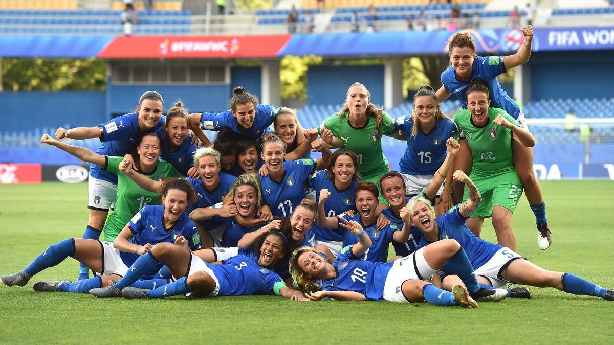 Italia-Cina - Mondiali donne 2019 - Getty Images