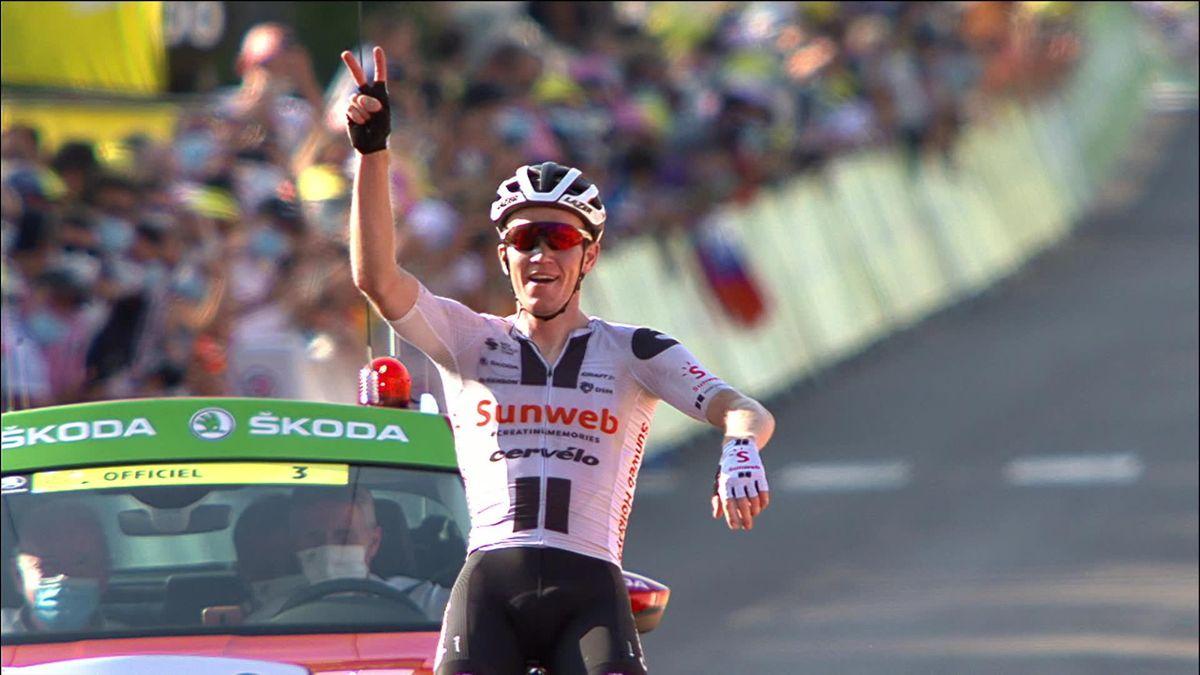 Tour de France - Stage 19 - Andersen win