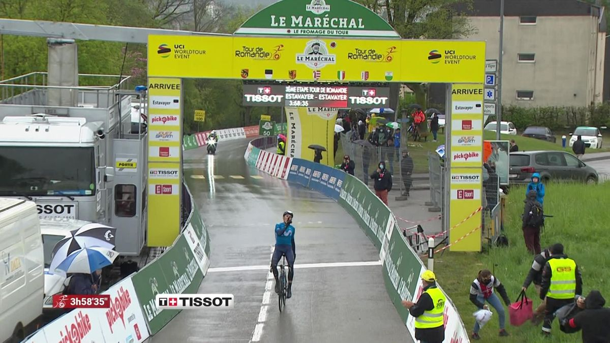 'Wow! Wow! Wow! What a day!' - Soler takes GC lead on Stage 3
