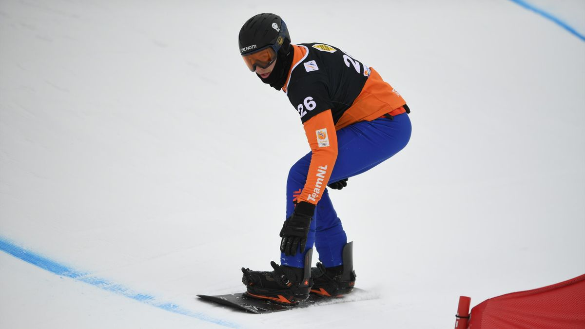 Glenn de Blois Snowboardcross | ESP Player Feature