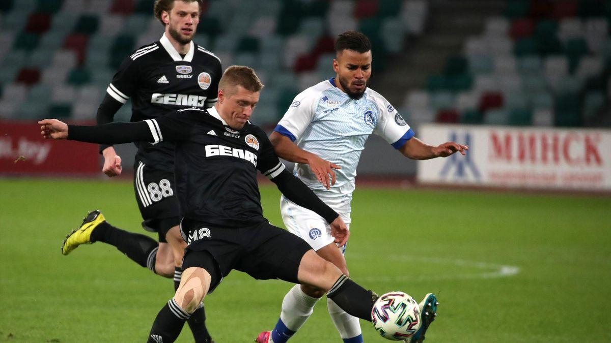 hviterussland fotball