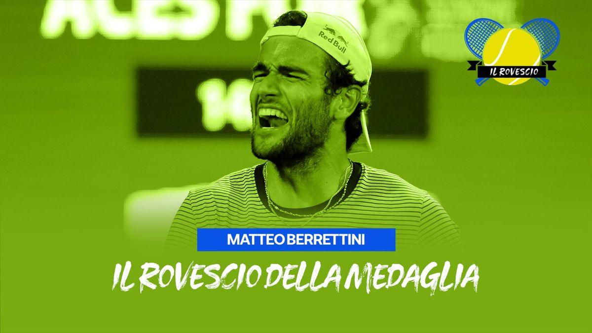 Il rovescio della medaglia - Matteo Berrettini