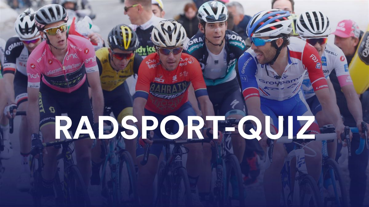 Radsport-Quiz