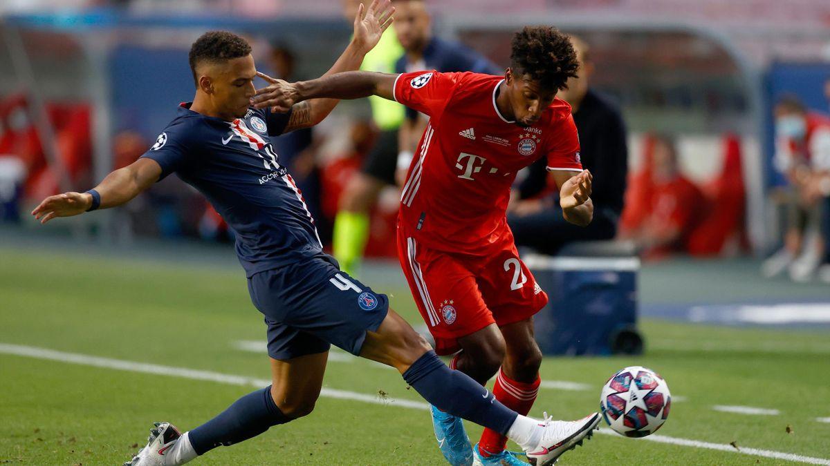 PSG - Bayern 0-1, în finala UEFA Champions League 2020