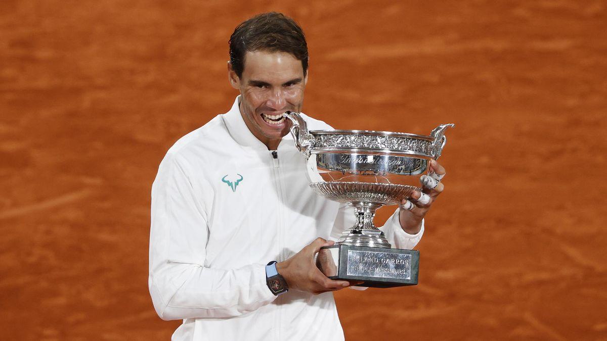 Le 13e Roland-Garros de Rafael Nadal.