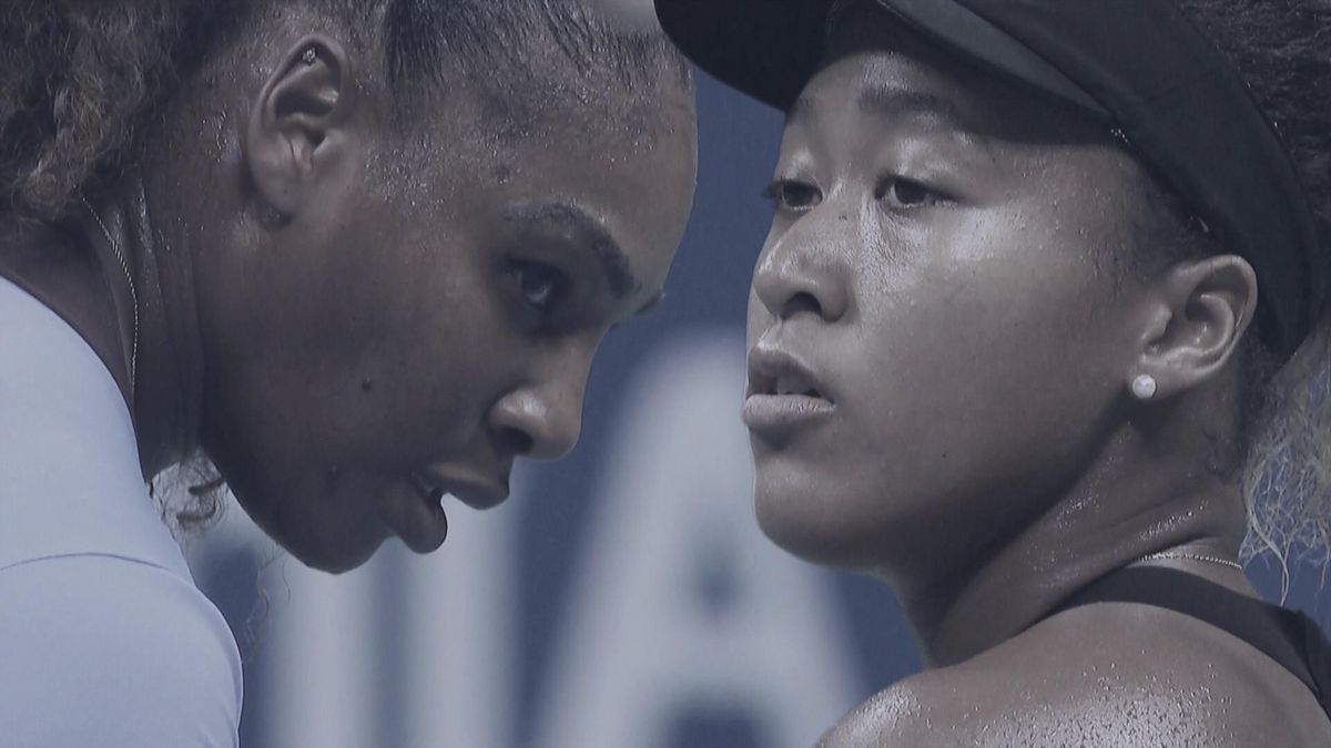 US Open  - The Coach Ep13  -  Williams vs Osaka ENG