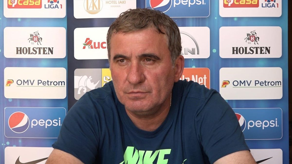 Gheorghe Hagi crede că fotbalul românesc are nevoie de un plan pe termen lung