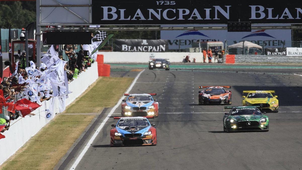 Walkenhorst Motorsports holt den Sieg bei den 24 Stunden von Spa