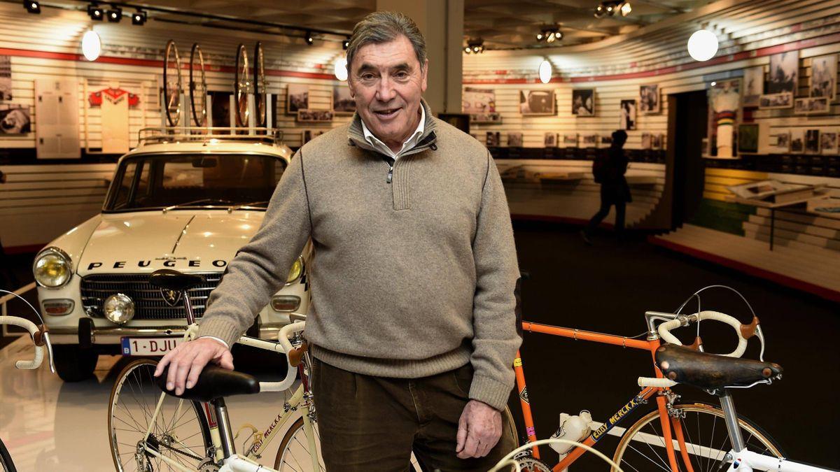 Eddy Merckx wird 70.