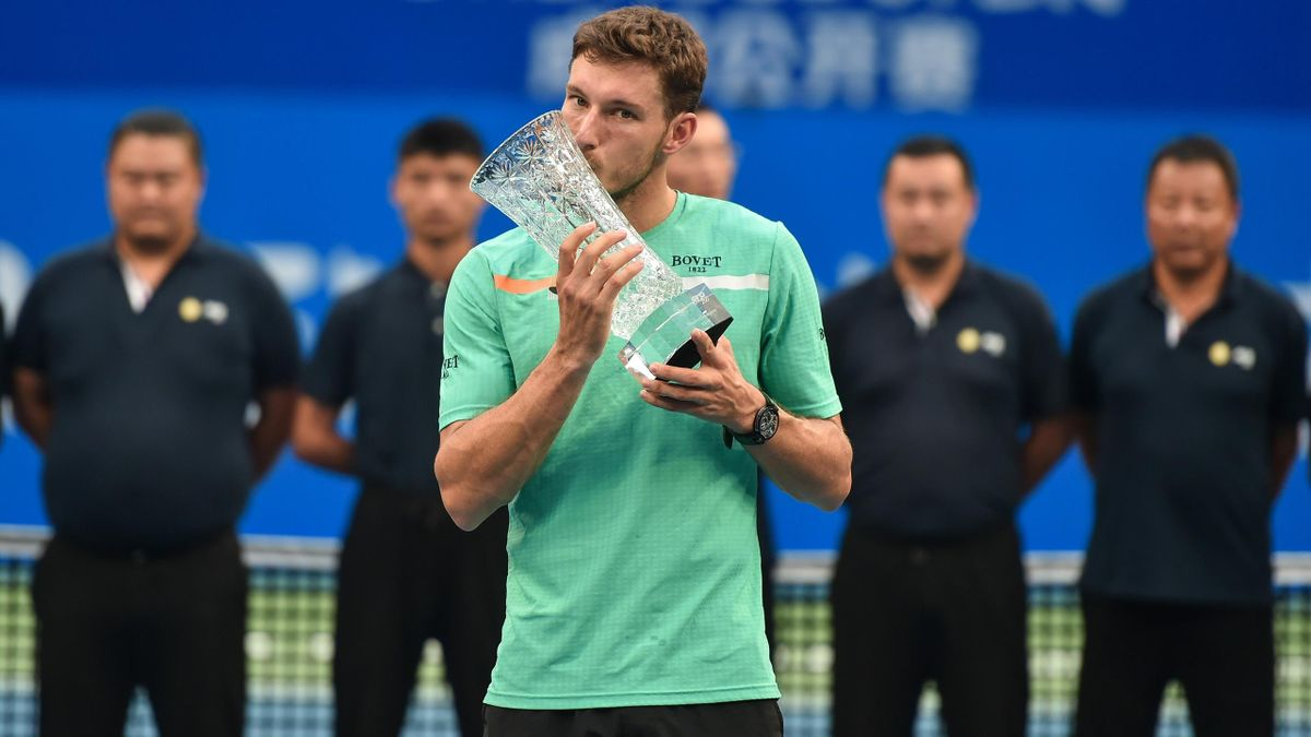 Pablo Carreño (ATP Chengdu 2019)