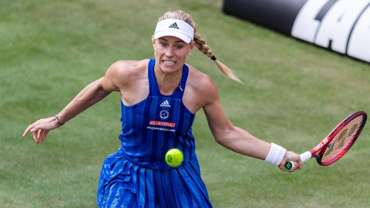 Angelique Kerber steht im Halbfinale von Bad Homburg