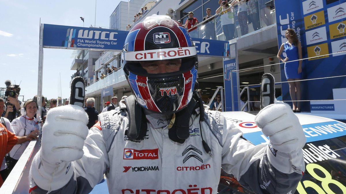 Yvan Muller fühlt sich besser und will die Jagd auf Lopez in der Slowakei fortsetzen