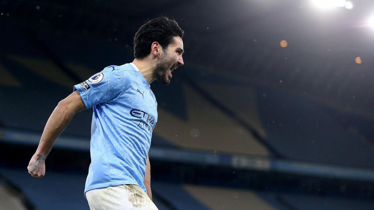 Ilkay Gündogan (Manchester City) - De milieu relayeur à buteur infernal
