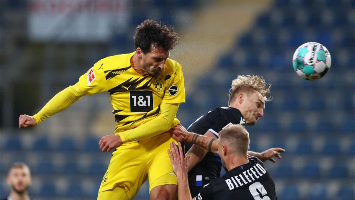 Mats Hummels, fundașul Borussiei Dortmund