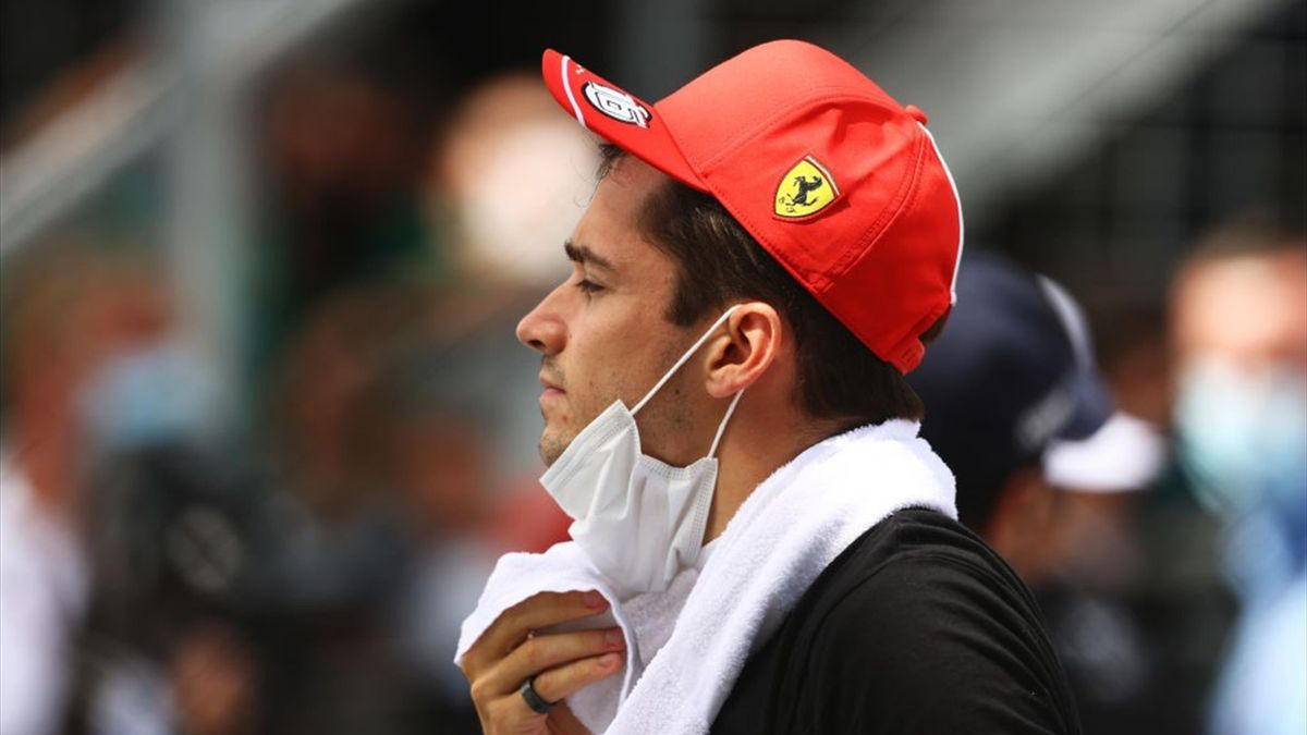 Charles Leclerc - GP Stiria Mondiale F1 2021