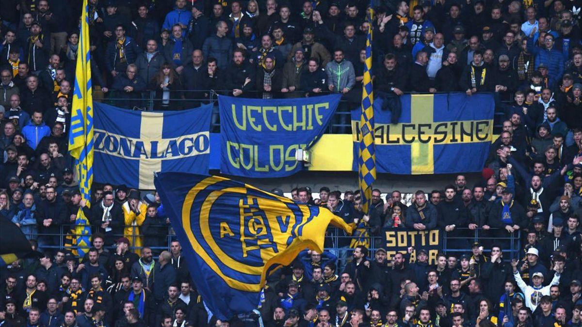 Hellas Verona-Brescia - Serie A 2019/2020 - Getty Images