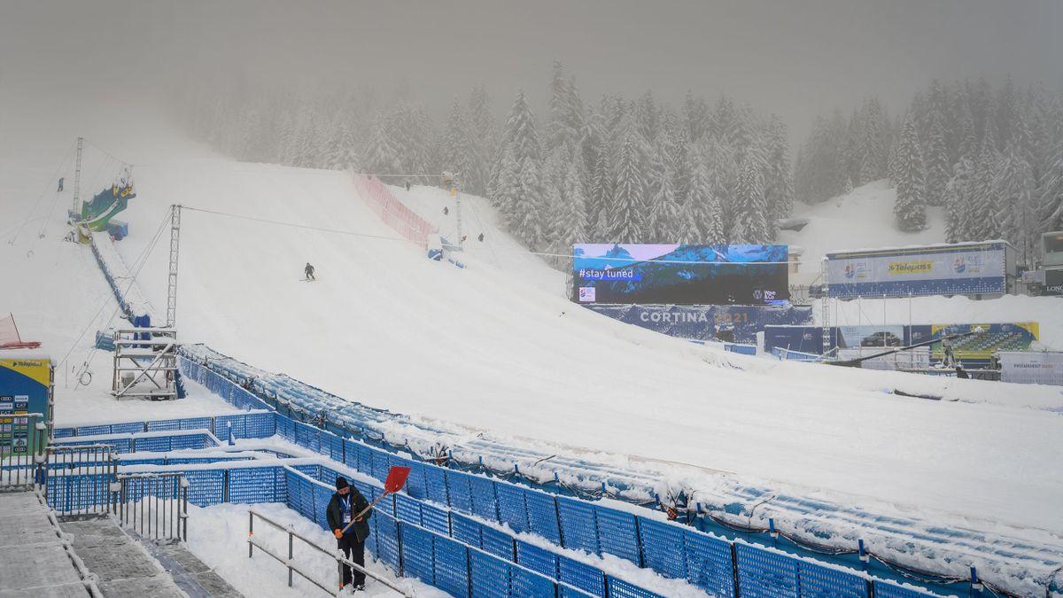 Cortina d'Ampezzo, la sede dei Mondiali