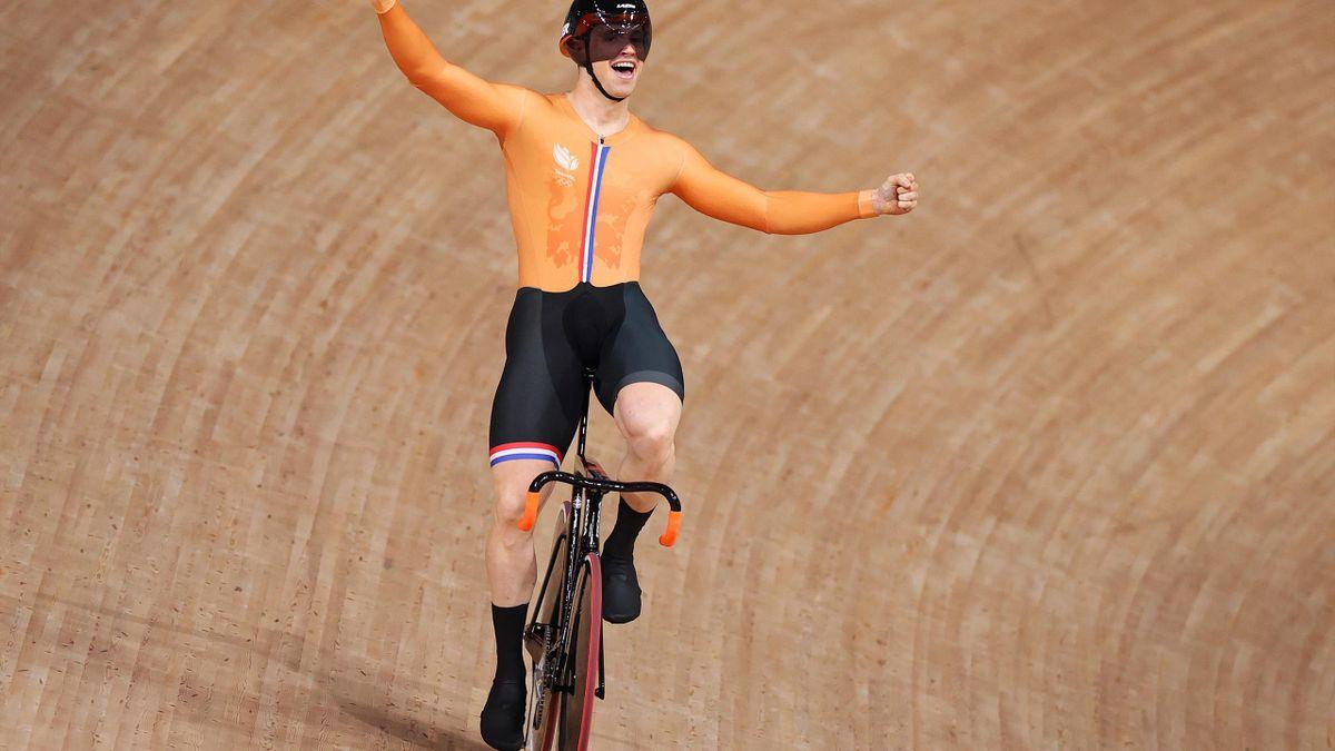 Harrie Lavreysen Olympics Tokyo 2020