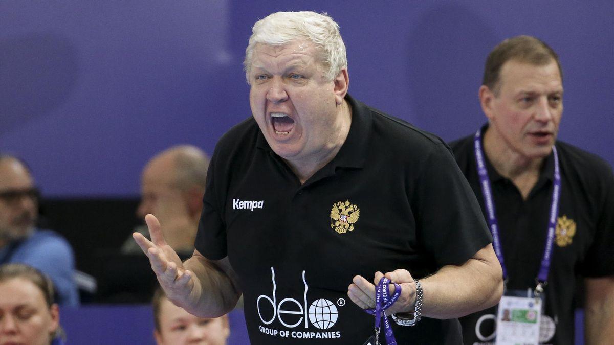 Евгений Трефилов, финал чемпионата Европы-2018