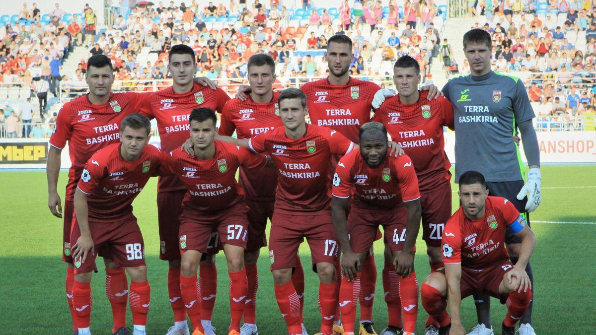 «Уфа» перед матчем с «Домжале» (fcufa.pro)