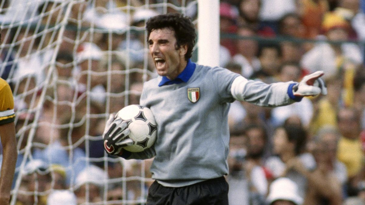 Dino Zoff, Italia-Brasile 1982