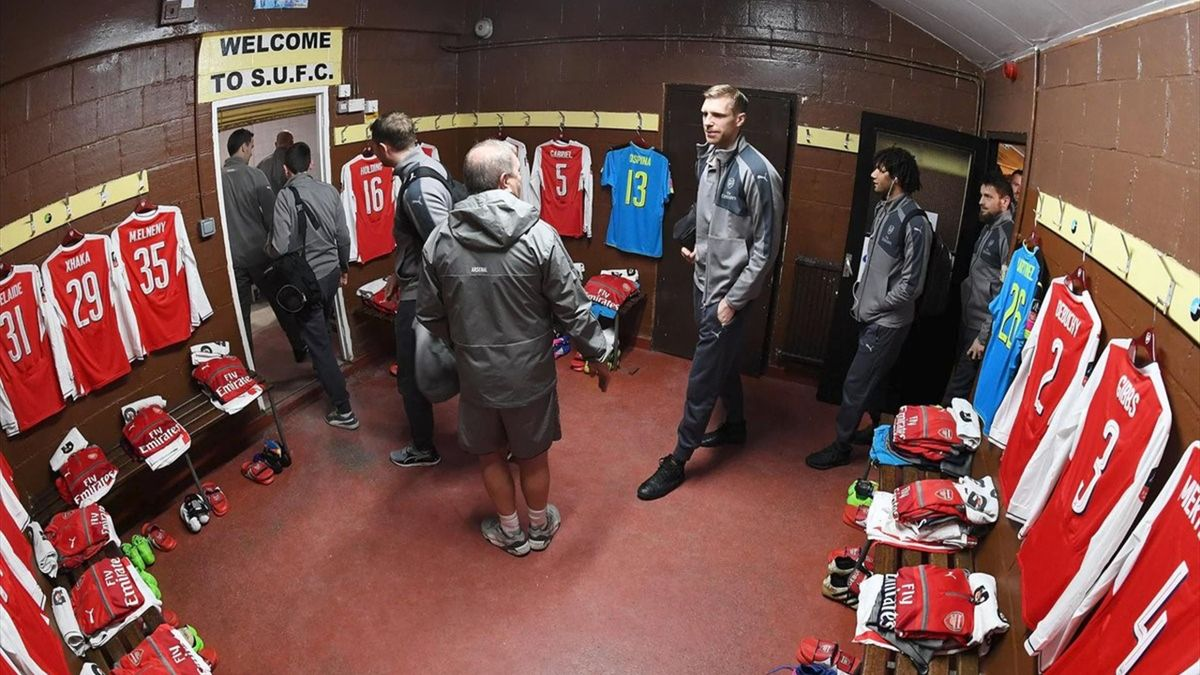 «Саттон» – «Арсенал»
