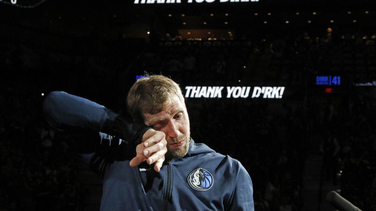 Dirk Nowitzki beendete nach 21 NBA-Jahren seine Karriere
