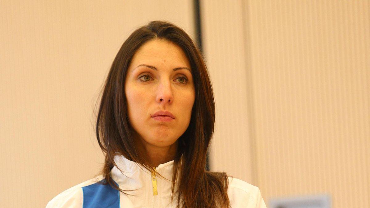 Анастасия Мыскина, капитан сборной России