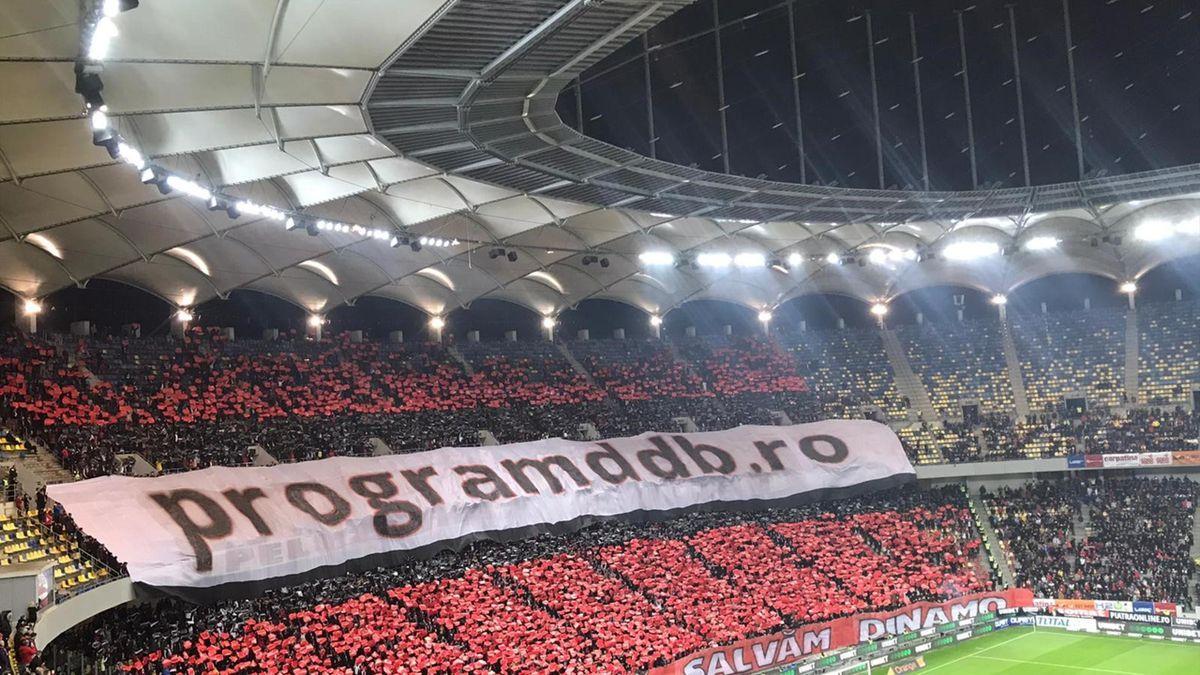 Imagini Dinamo - FCSB