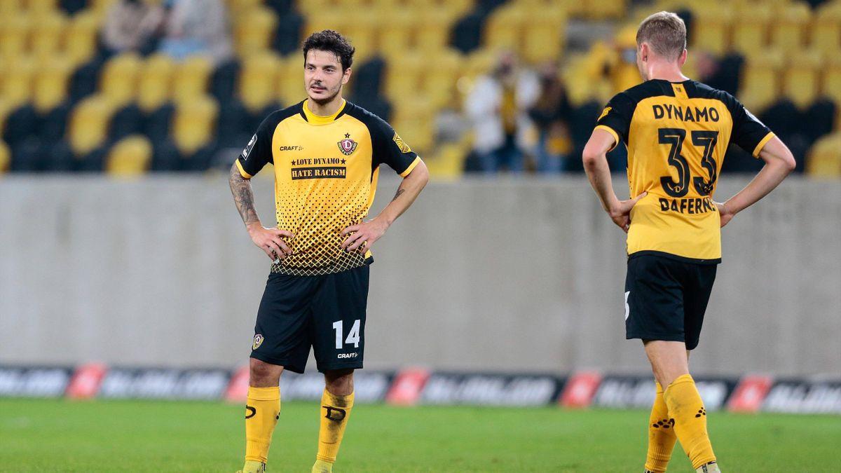 Dynamo Dresden - 3. Liga
