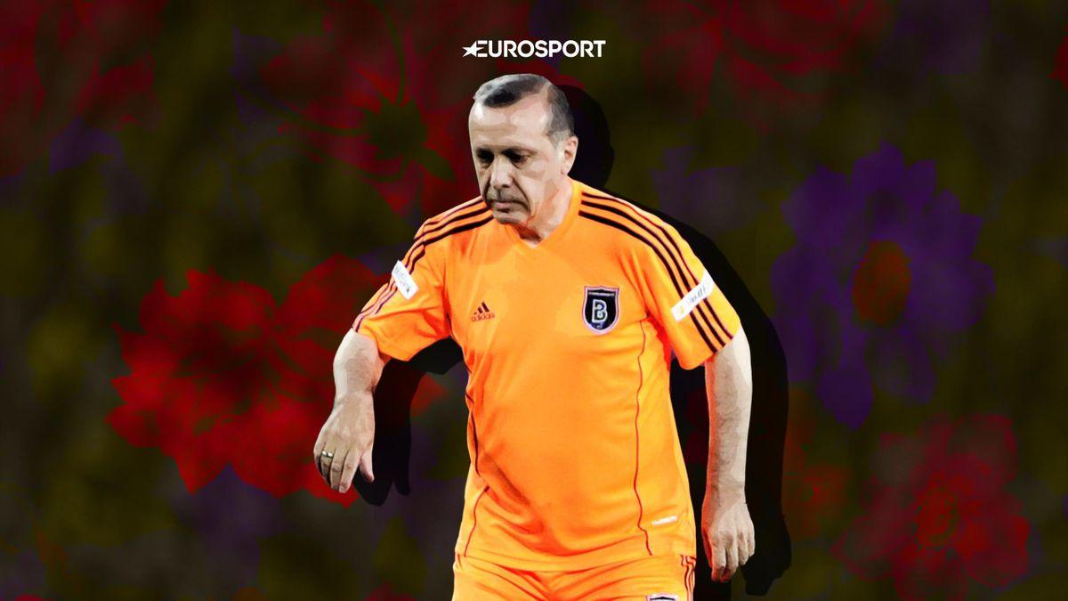 Он чуть не отжал «Фенербахче» и выдал дочь замуж за Турана. Эрдоган нагло  лезет в турецкий футбол - Eurosport