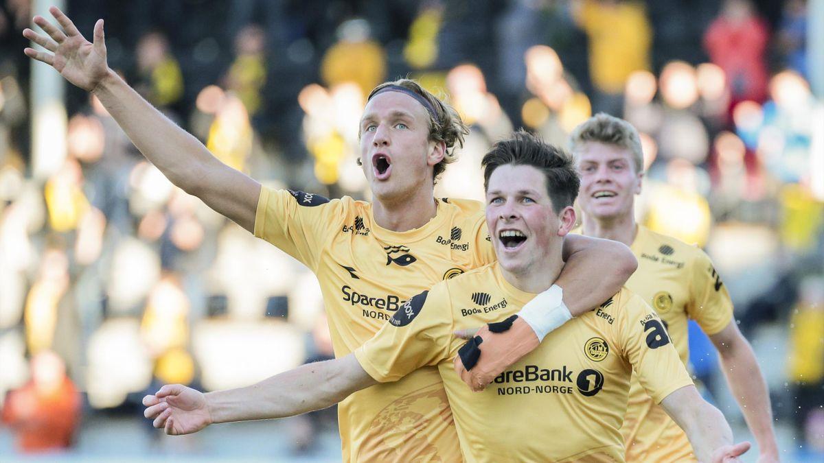 Erik Botheim, Sondre Brunstad Fet