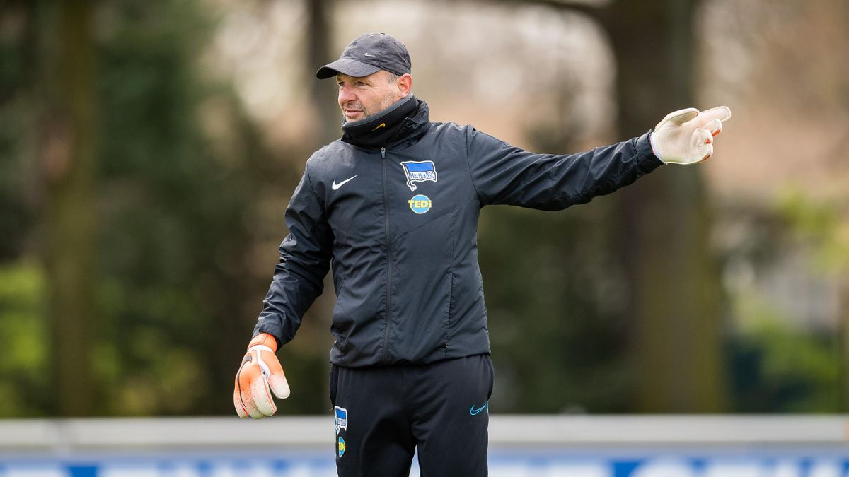 Zsolt Petry (Torwarttrainer bei Hertha BSC)