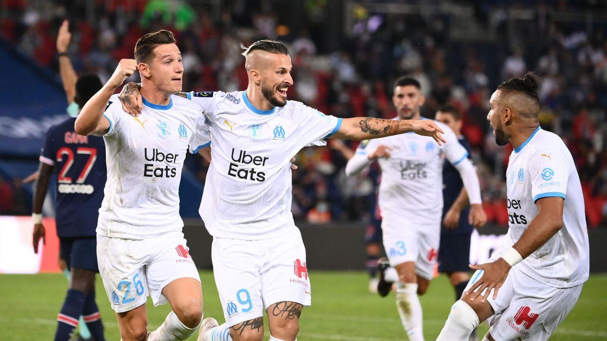PSG - Marseille 0-1