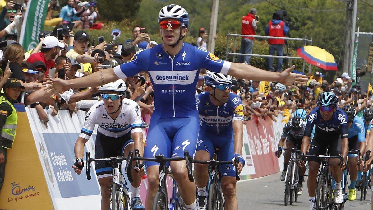 Álvaro Hodeg, Tour de Colombia 2019