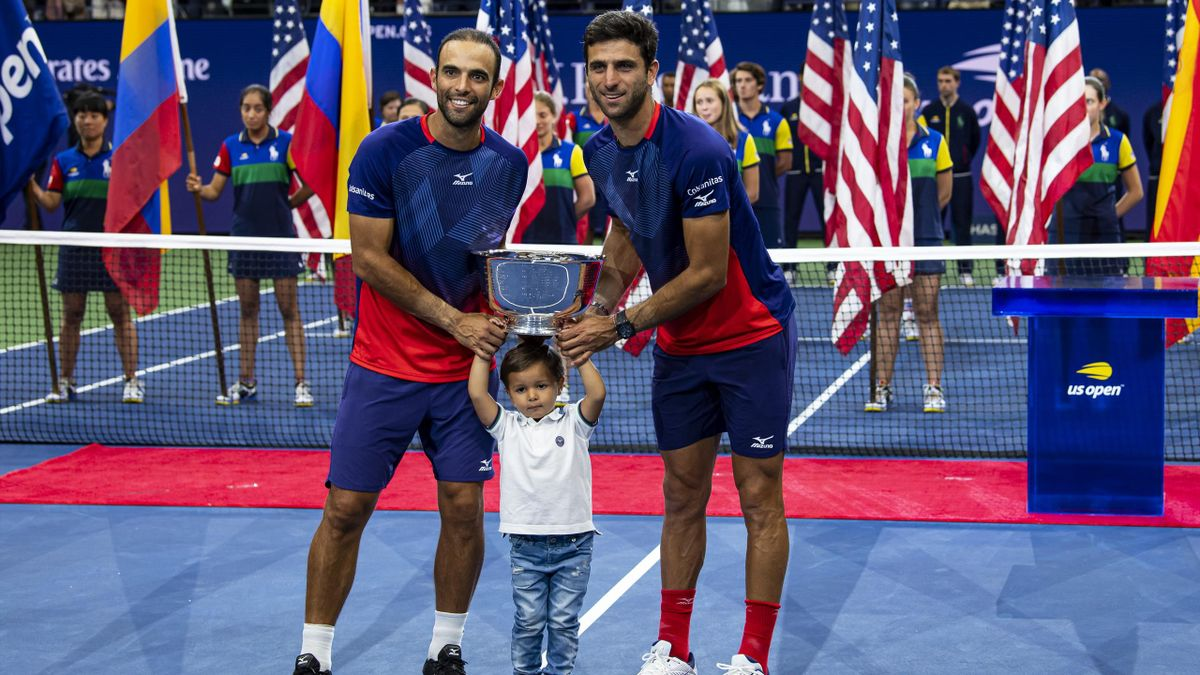 Juan Sebastián Cabal y Robert Farah (US Open 2019)