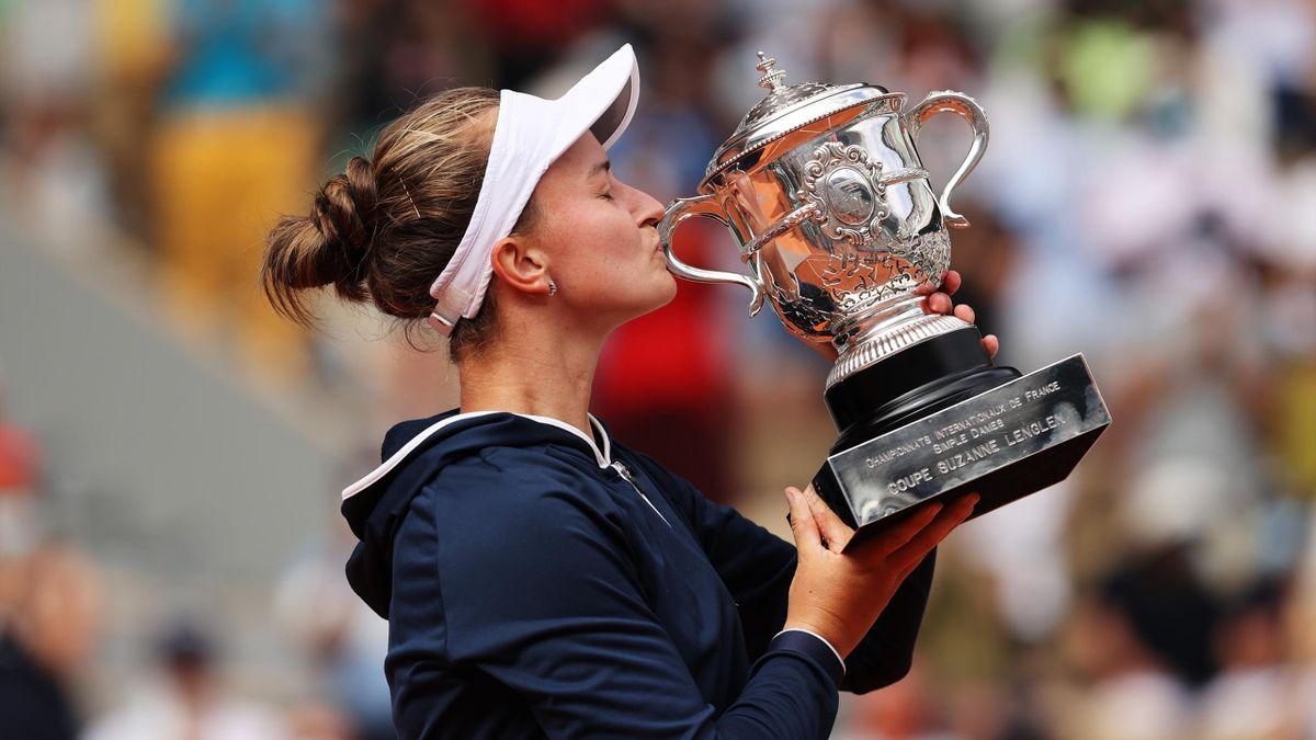 Highlights: Krejcikova wins first Grand Slam title with Roland Garros triumph