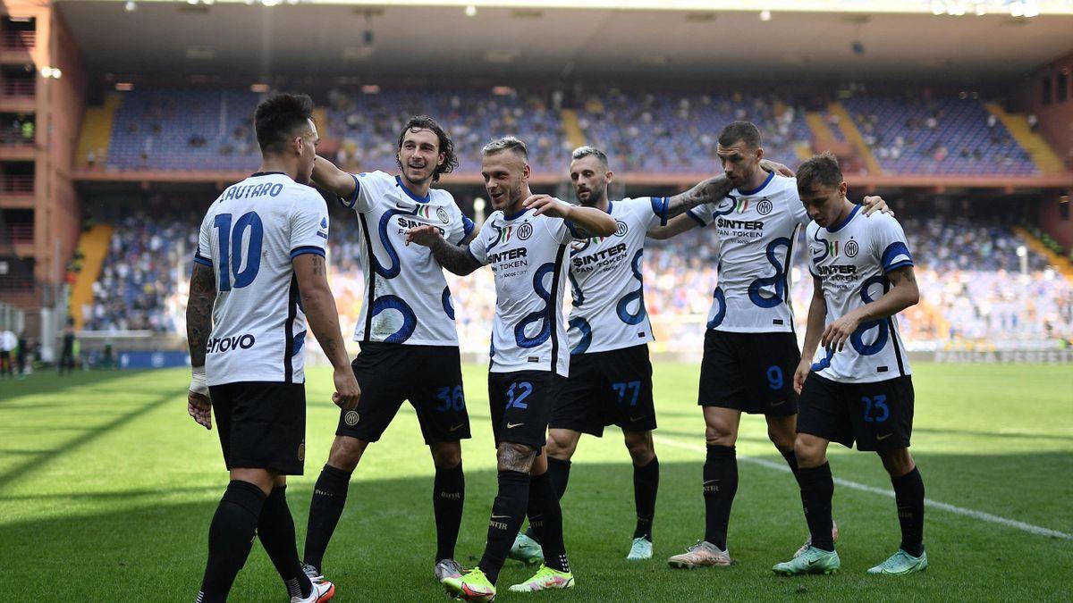 Inter, Serie A 2021-22