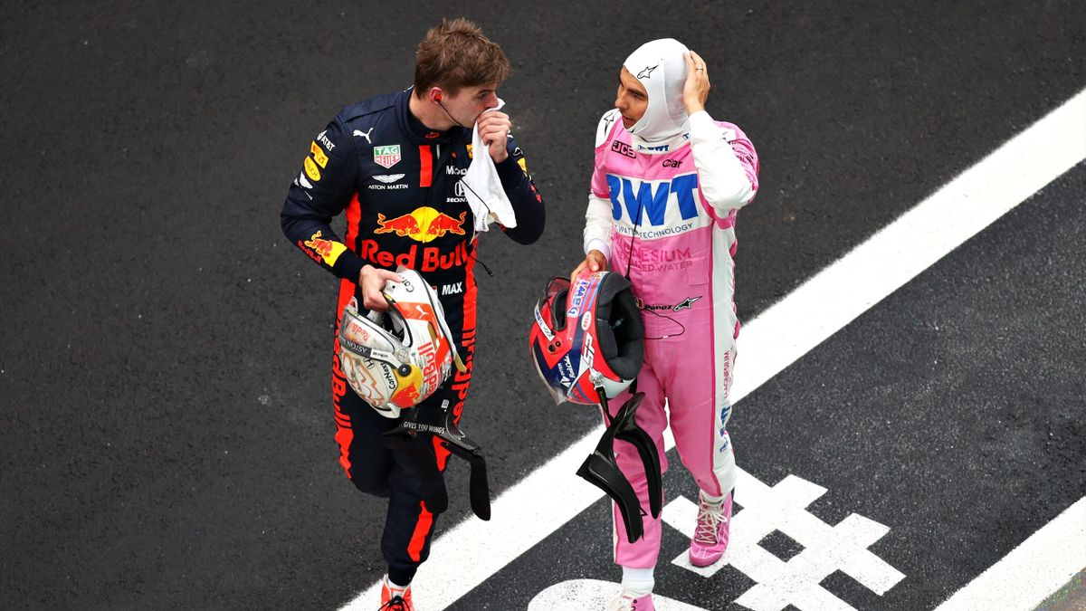 Gehen 2021 gemeinsam für Red Bull an den Start: Max Verstappen (links) und Sergio Pérez