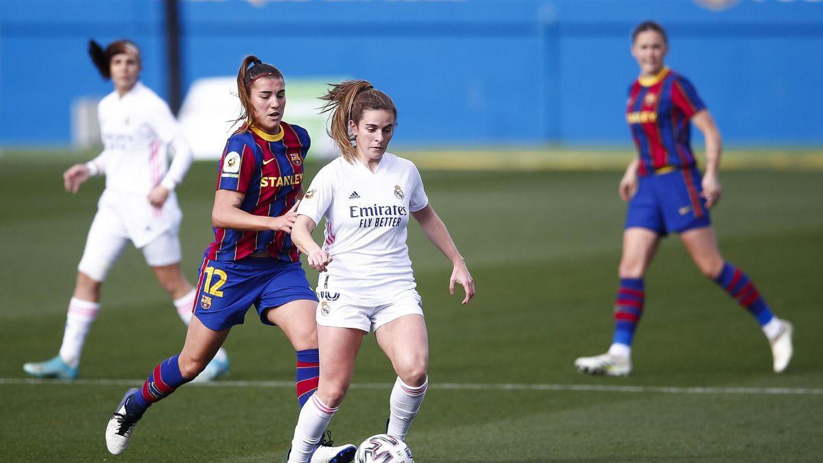 «Реал»  (ж) – «Барселона»  (ж)