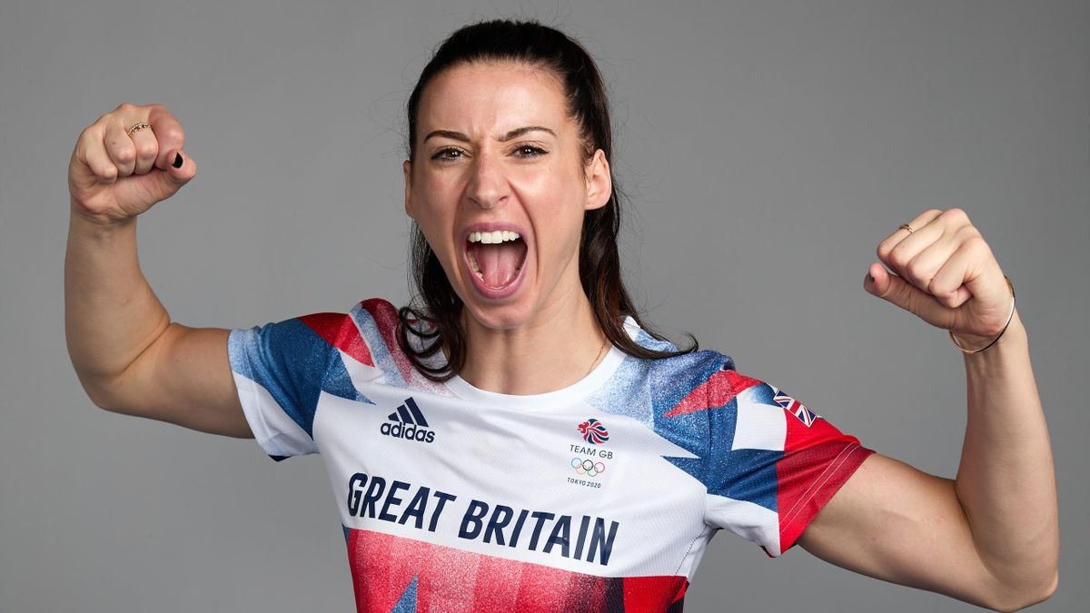 Bianca Walkden is going for her first Olympic gold having won world and European titles