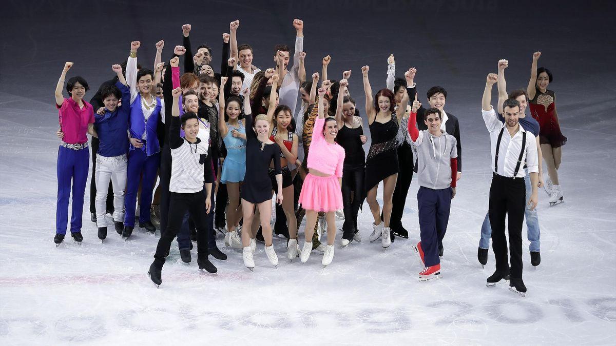 Figure Skating Exhibition Gala - PyeongChang