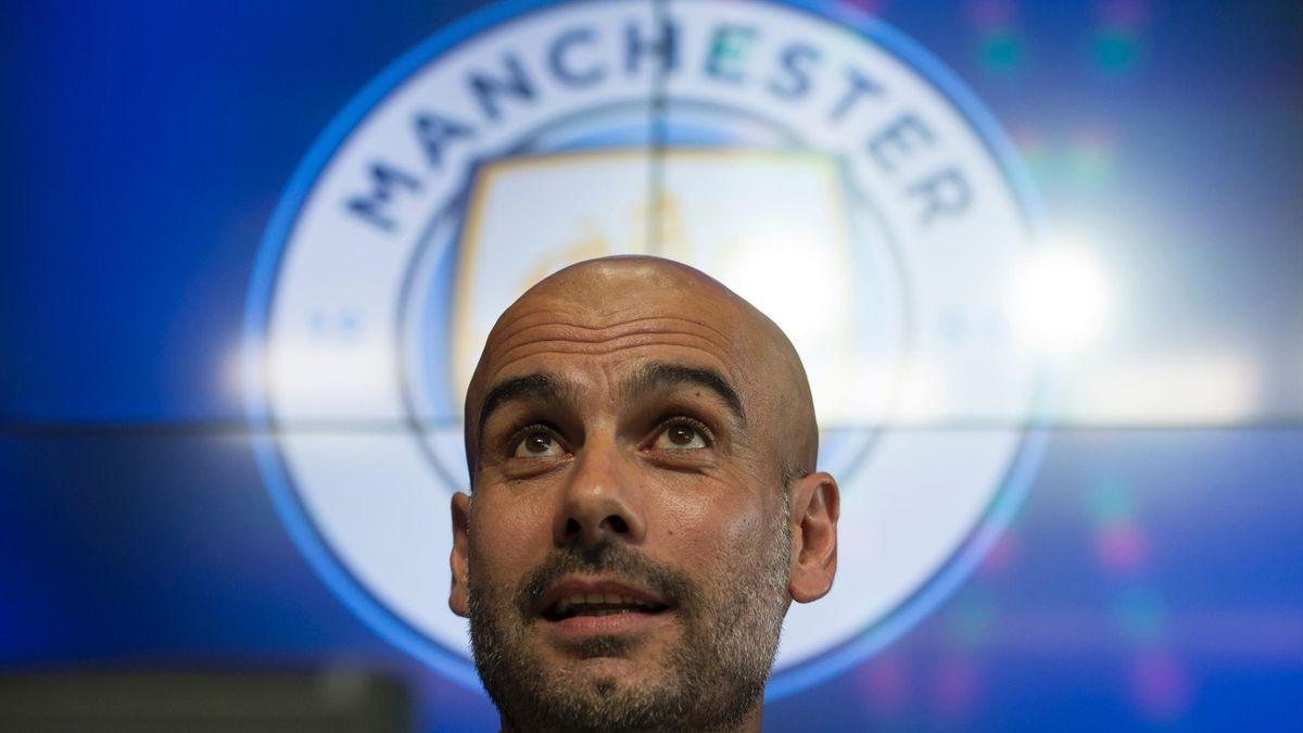 Pep Guardiola, le saint de Manchester City