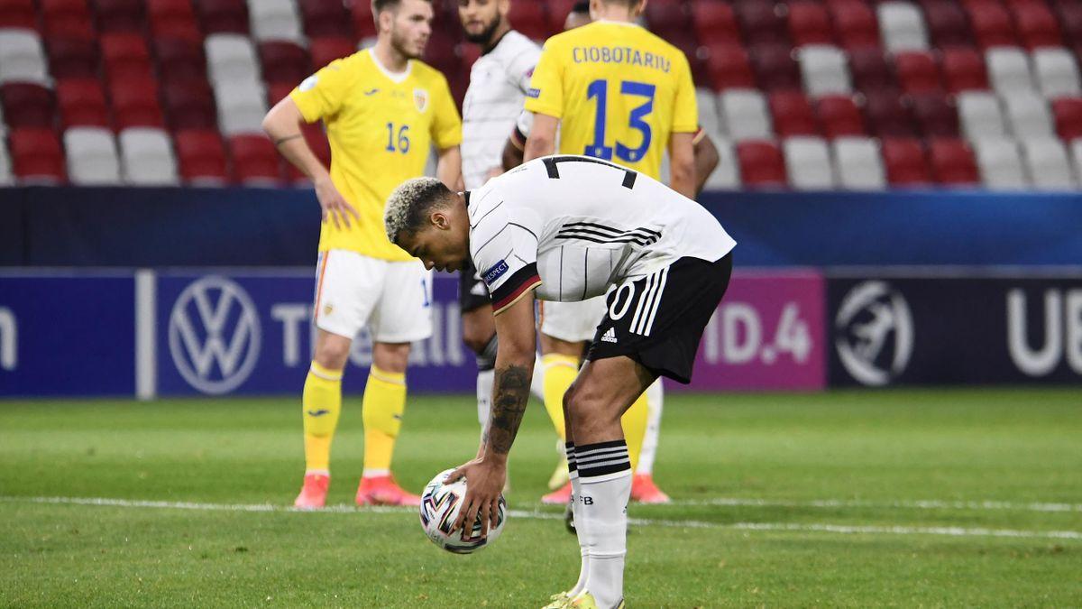 România - Germania 0-0, la Euro U21